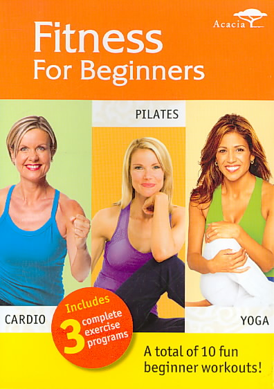 FITNESS FOR BEGINNERS BY KOLBER,PETRA (DVD)