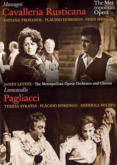 MASCAGNI:CAVALLERIA RUSTICANA/LEONCAV BY MASCAGNI,PIETRO (DVD)