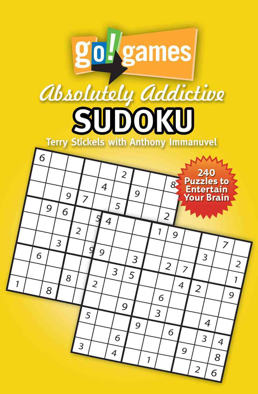 Go!Games Absolutely Addictive Sudoku By Imannuvel, Anthony